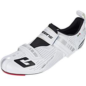 Gaerne Carbon G.Kona Triathlonowe buty rowerowe Mężczyźni, white